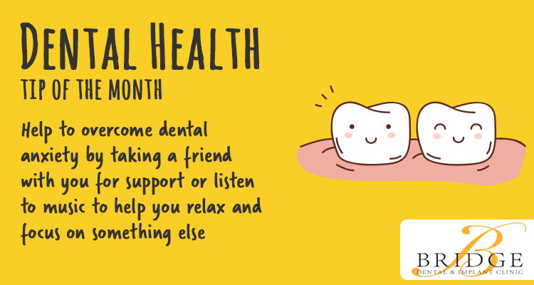 Dental Health Tip Of The Month
