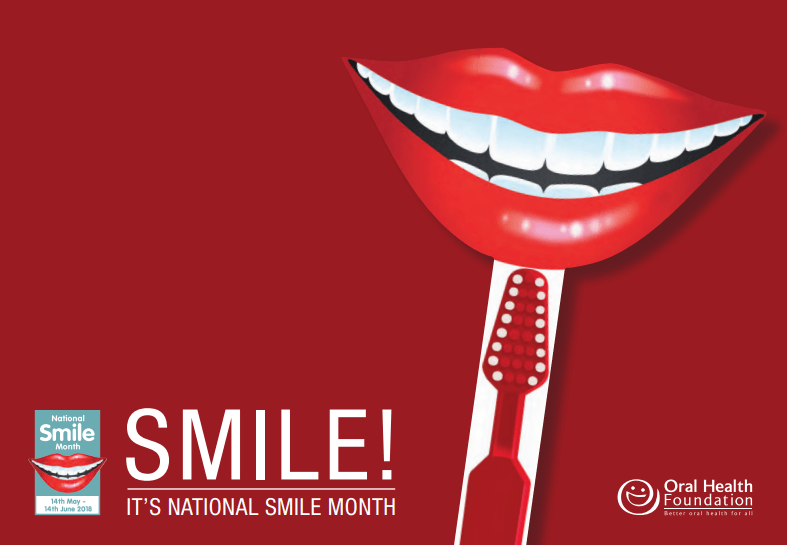 Smile Month 2018